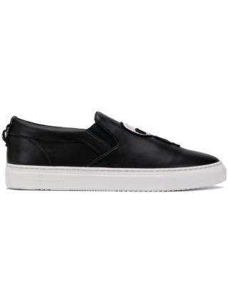 Karl Lagerfeld Kupsole Karl Ikonic sneakers (zwart)