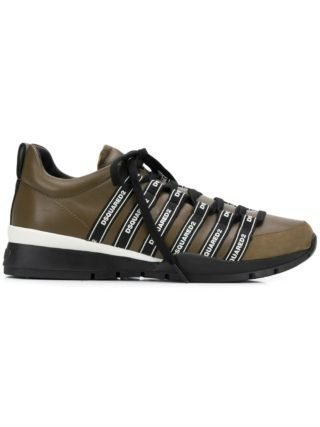 Dsquared2 Billy sneakers (bruin)