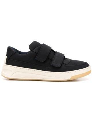 Acne Studios Perey sneakers met klittenband - Zwart