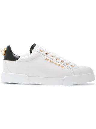Dolce & Gabbana classic Low-Top Sneakers (wit)