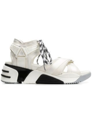 Marc Jacobs Somewhere sport sandaal sneakers (wit)