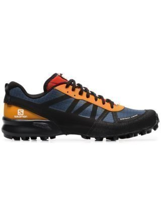 District Vision X Salomon S/Lab Mountain Racer sneakers (multicolor)