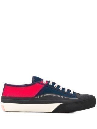 Acne Studios Canvas sneakers (blauw)