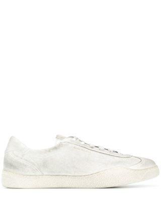 Acne Studios Minimal sneakers (wit)