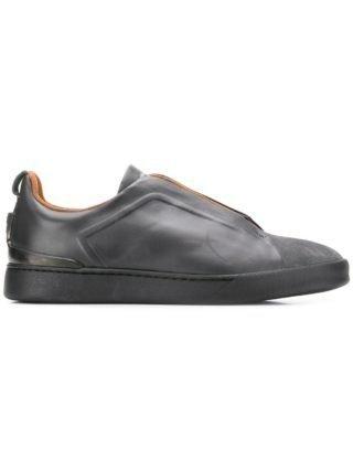 Ermenegildo Zegna XXX instap sneakers (grijs)