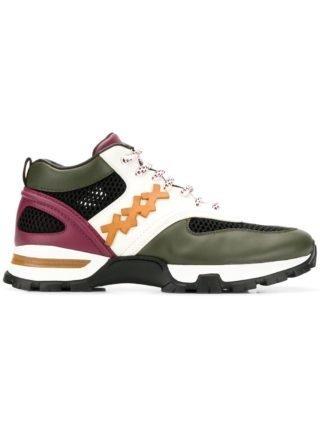 Ermenegildo Zegna XXX high-top sneakers (groen)