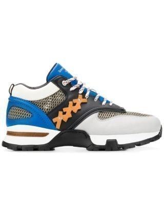 Ermenegildo Zegna XXX Tech Mesh sneakers (grijs)