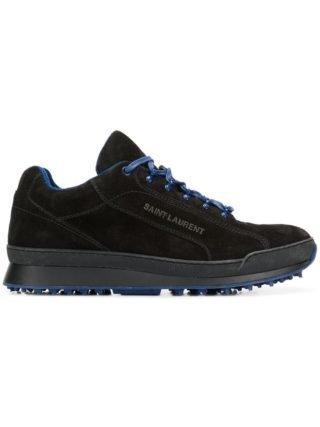 Saint Laurent 'Jump' Low-top sneakers (zwart)