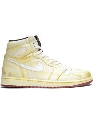 Jordan Air Jordan 1 Hoge sneakers - Sail/White-Varsity Red