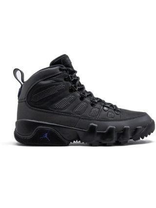 Jordan Air Jordan 9 Retro Boot NRG sneakers - Zwart