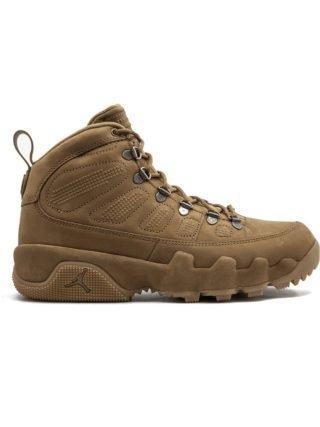 Jordan Air Jordan 9 Retro Boot NRG sneakers - Bruin