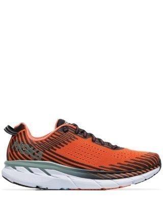 Hoka One One Clifton 5 low-top sneakers (oranje)