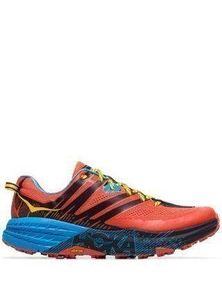 Hoka One One Speedgoat 3 low-top sneakers - Oranje