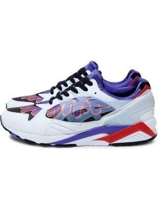 Asics Kayano Leren sneakers - Wit
