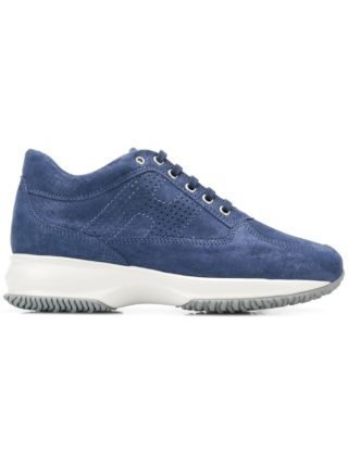 Hogan Interactive high-top sneakers - Blauw