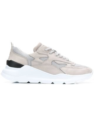 D.A.T.E. Gana sneakers (grijs)