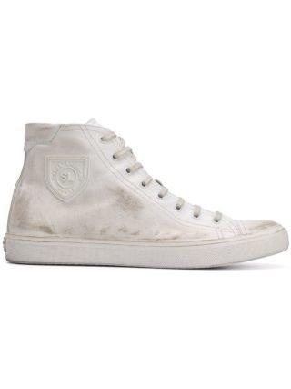 Saint Laurent Bedford high-top sneakers (wit)