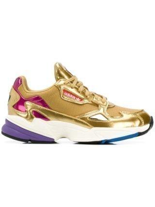 Adidas Falcon sneakers - Goud