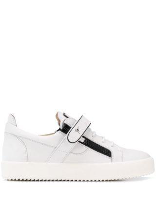 Giuseppe Zanotti Frankie sneakers - Wit