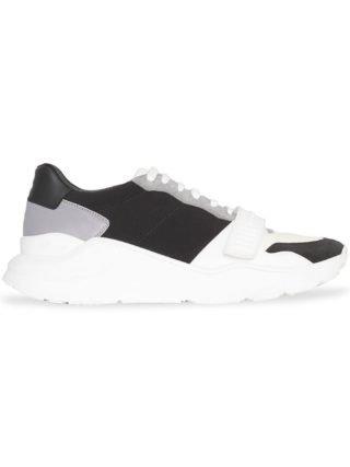 """3f63628895d Burberry """"sneakers van leer, suède en neopreen """" ..."""