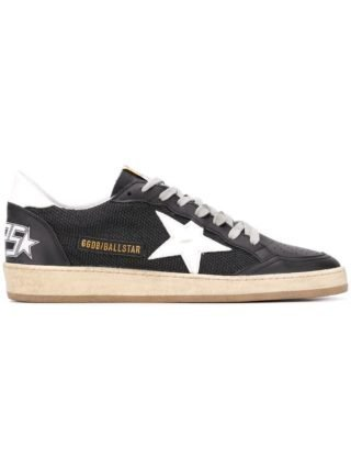 Golden Goose Deluxe Brand Ball Star low-top sneakers - Zwart