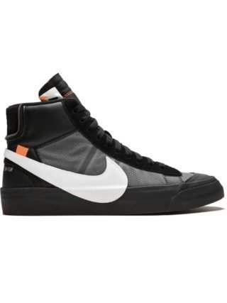 Nike The 10: Nike Blazer Mid sneakers - Zwart