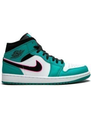Jordan Air Jordan 1 Mid SE sneakers - Groen