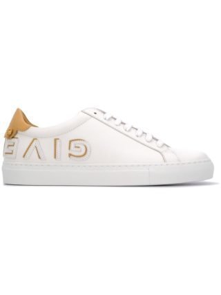 Givenchy low top sneakers (wit)
