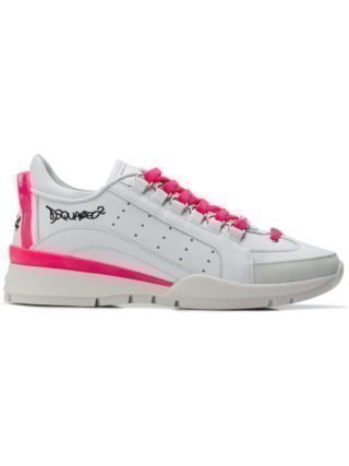 Dsquared2 551 sneakers (wit)