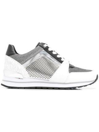 Michael Michael Kors billie sneakers - Zilver