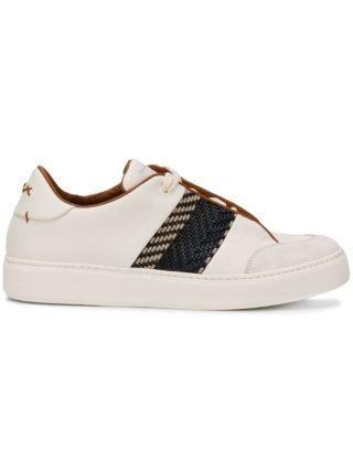 Ermenegildo Zegna Tiziano sneakers - Wit