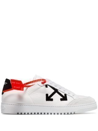 Off-White Carryover low-top sneakers (wit)