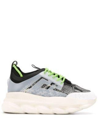 Versace Chain Reaction sneakers - Grijs