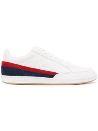 Le Coq Sportif Sneakers met contrast (wit)