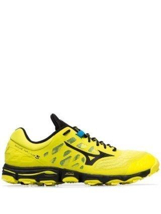 Mizuno Wave Hayate 5 sneakers (geel)