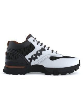 Ermenegildo Zegna XXX My Cesare sneakers (wit)