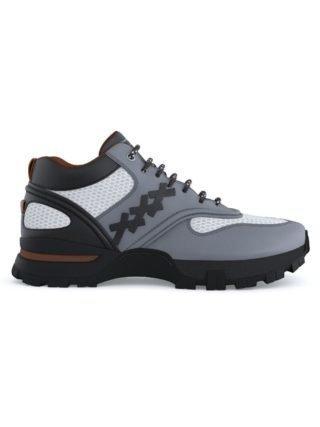 Ermenegildo Zegna XXX My Cesare sneakers (grijs)