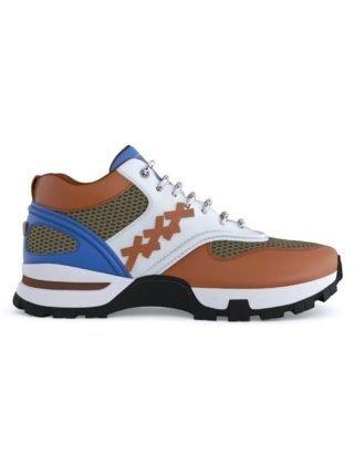 Ermenegildo Zegna XXX My Cesare sneakers (bruin)