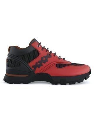 Ermenegildo Zegna XXX My Cesare sneakers (rood)