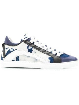 Dsquared2 551 sneakers - Blauw