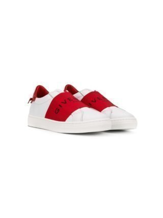 Givenchy Kids Sneakers met logo (wit)