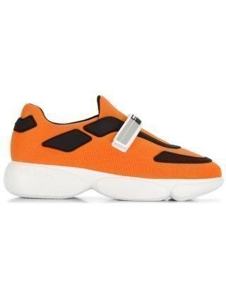 Prada 'Cloudbust' sneakers (oranje)