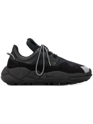 Versus Anatomia hardloop sneakers (zwart)