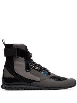 Camper Lab Nothing high-top sneakers (zwart)
