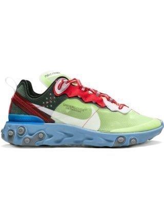 Nike x Undercover React Element 87 sneakers - Geel