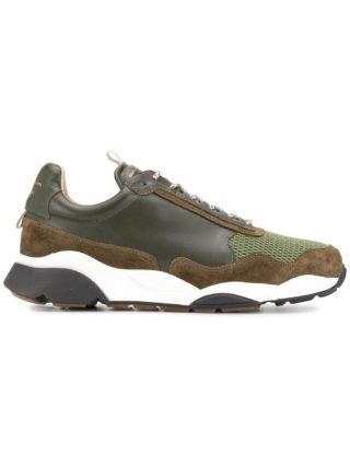 Zespa Sneakers met veters (groen)