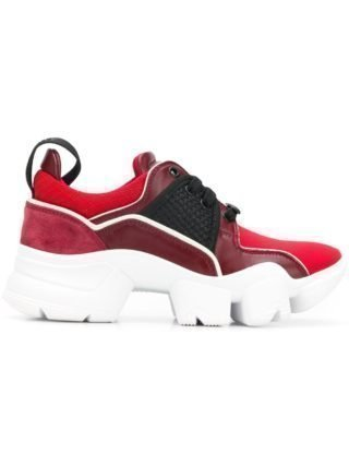 Givenchy Lage jaw sneakers (rood)