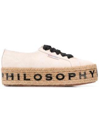 Philosophy Di Lorenzo Serafini x Philosophy di Lorenzo Serafini sneakers (wit)