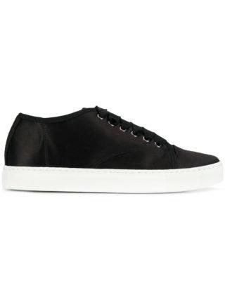Lanvin Low-top sneakers (zwart)