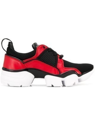 Givenchy Jaw sneakers (zwart)